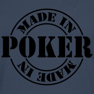 made_in_poker_m1  Aprons - Men's Premium Longsleeve Shirt