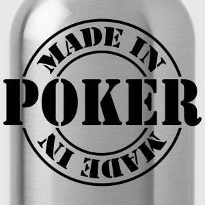 made_in_poker_m1 T-shirts - Drinkfles