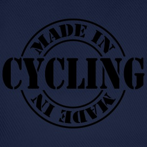 made_in_cycling_m1 T-Shirts - Baseballkappe