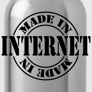 made_in_internet_m1 T-Shirts - Water Bottle