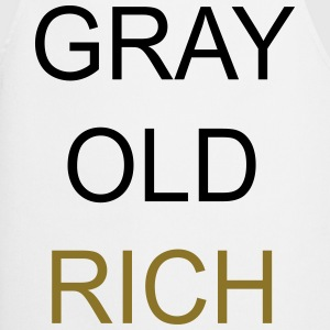 Gray Old Rich T-Shirts - Kochschürze
