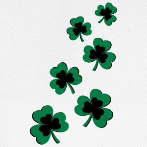 St. Patrick`s Day Shamrock Clover Gift Lucky Charm T-Shirts - Baseball Cap