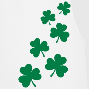 St. Patricks Day Shamrock Clover Gift Lucky Charm  T-Shirts - Cooking Apron