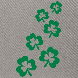 St. Patricks Day Shamrock Clover Gift Lucky Charm  T-Shirts - Snapback Cap