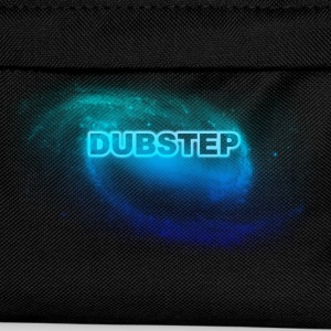 dubstep space blue Camisetas - Mochila infantil