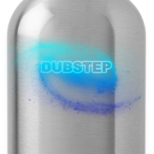 dubstep space blue Koszulki - Bidon