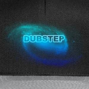 dubstep space blue T-shirts - Snapback Cap