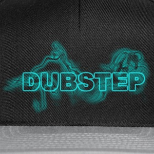 dubstep smoke blue T-shirts - Snapback Cap
