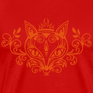Fox spring summer What does the fox say forest eco Long Sleeve Shirts - Men's Premium T-Shirt