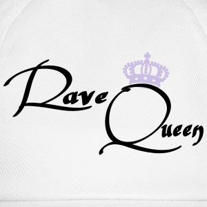 Rave Queen T-Shirts - Baseballkappe