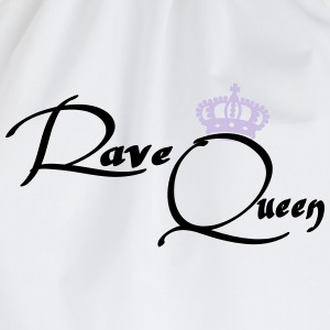 Rave Queen Hoodies & Sweatshirts - Drawstring Bag