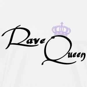 Rave Queen Hoodies & Sweatshirts - Men's Premium T-Shirt