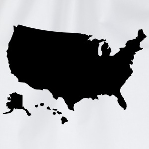 USA T-Shirts - Turnbeutel
