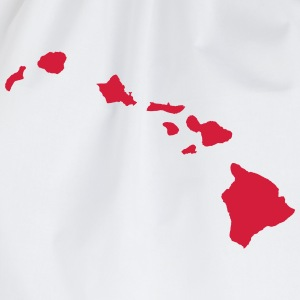 Hawaii T-Shirts - Turnbeutel