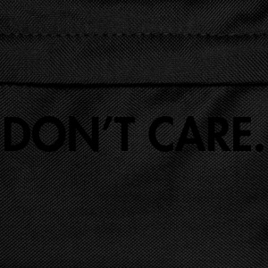 Don't care Sweat-shirts - Sac à dos Enfant