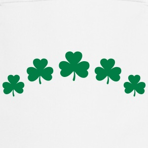 St. Patricks Day Shamrock Clover Paddy Lucky Charm T-Shirts - Cooking Apron