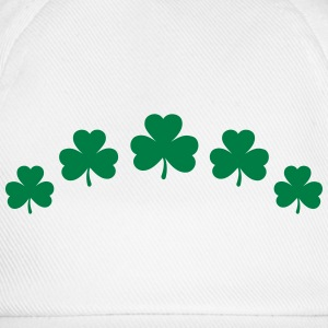 St. Patricks Day Shamrock Clover Paddy Lucky Charm Hoodies & Sweatshirts - Baseball Cap