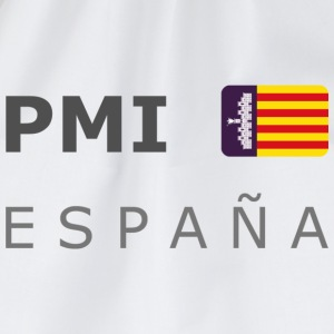 PMI MF ESPAÑA dark-lettered 400 dpi Caps & Hats - Drawstring Bag