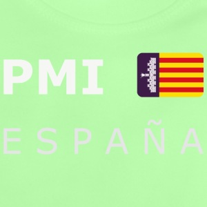 Teenager T-Shirt PMI ESPAÑA MF white-lettered - Baby T-Shirt