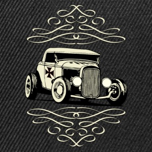 US Old Car Sweat-shirts - Casquette snapback