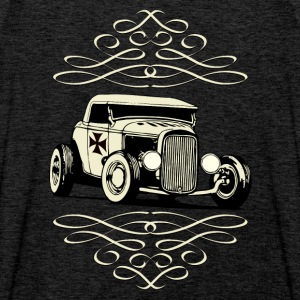 US Old Car Gensere - Premium singlet for menn