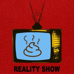 program reality show Tee shirts - Casquette snapback