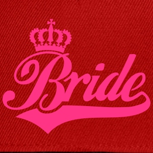Bride_V2 Tee shirts - Casquette snapback