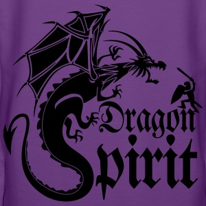 dark_dragon4b Tee shirts - Sweat-shirt à capuche Premium pour femmes