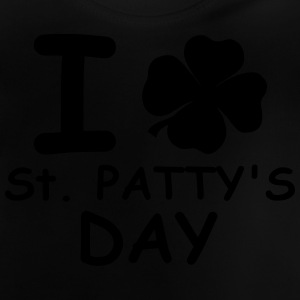 I st patty's day Skjorter - Baby-T-skjorte