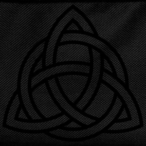 Celtic Knot Triqueta Triquetra Triforce Triangle   T-skjorter - Ryggsekk for barn