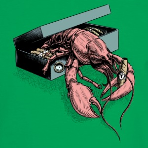 Lobster Humidor Bags & Backpacks - Men's Ringer Shirt