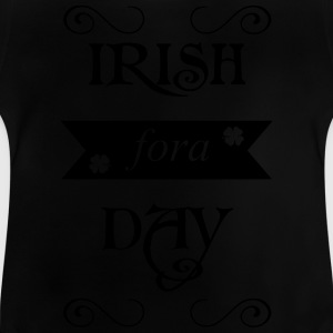 irish fora day Tee shirts - T-shirt Bébé