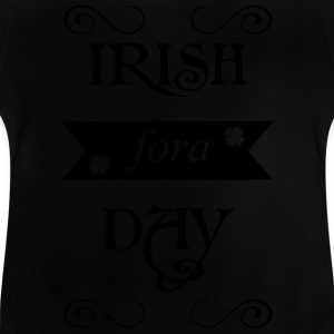 irish fora day Skjorter - Baby-T-skjorte