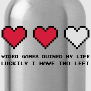 Video Games Ruined My Life Sweaters - Drinkfles