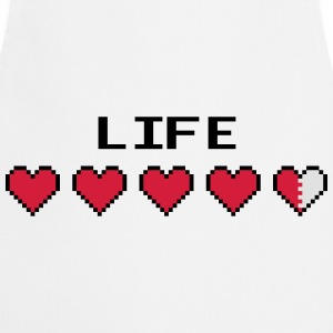 Life Hearts Hoodies & Sweatshirts - Cooking Apron