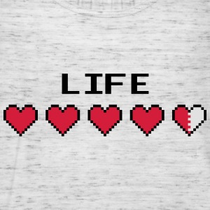 Life Hearts Pullover & Hoodies - Frauen Tank Top von Bella