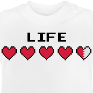 Life Hearts Sweats - T-shirt Bébé