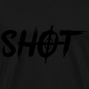 Shot Sweat-shirts - T-shirt Premium Homme