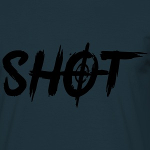 Shot Sweaters - Mannen T-shirt