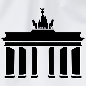 Brandenburger Tor T-Shirts - Turnbeutel