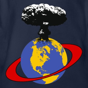the end of the world Tee shirts - Body bébé bio manches courtes