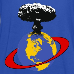 the end of the world Tee shirts - Débardeur Femme marque Bella