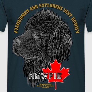 newfoundland_head Hoodies & Sweatshirts - Men's T-Shirt