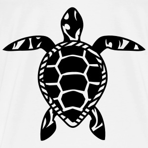 A sea turtle  Other - Men's Premium T-Shirt