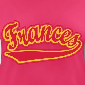 Frances - T-shirt Personalised with your name Long Sleeve Shirts - Women's Breathable T-Shirt