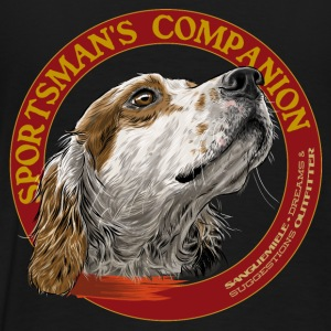 sc_english_setter Hoodies & Sweatshirts - Men's Premium T-Shirt