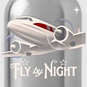 fly by night - Water Bottle