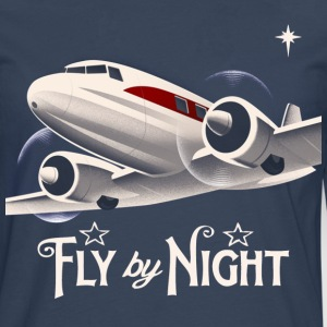 fly by night - Men's Premium Longsleeve Shirt