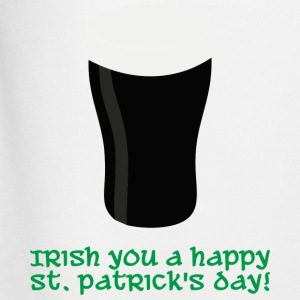 Irish you a happy St Patrick's day t-shirt - Men's Football shorts
