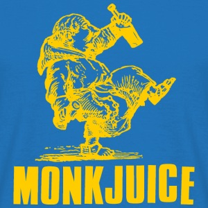 MonkJuice Bags & Backpacks - Men's T-Shirt